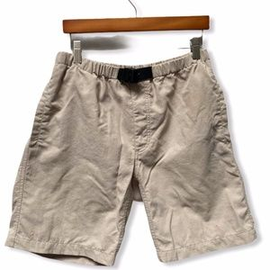 North Face Unlined Belted Hike/Swim Short - Small